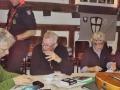 Paul Vogler, Arno Peter, Hannes Enzinger, Karin Lambrecht, Peter Dehmel, Stammesfahne Hermann von Salza
