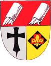 Das Wappen der Gilde Störtebeker