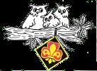 Wappen Gilde Weiße Eulen