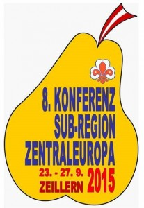 Logo 8. Konferenz Subregion Zentraleuropa