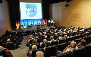 9. Europa- Konferenz der ISGF- Region EUROPA in Tours (Frankreich)