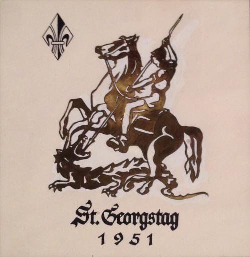 St. Georgs schild