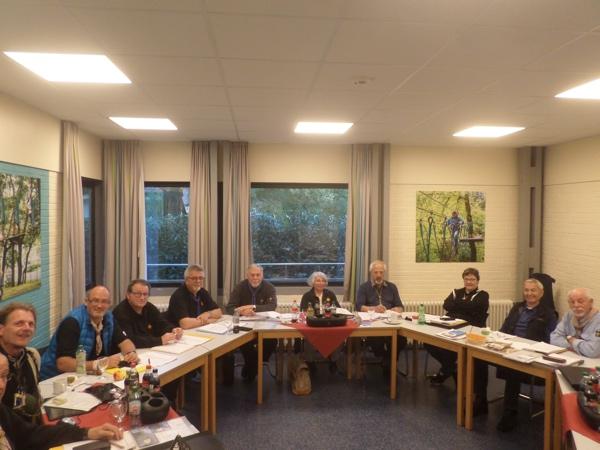 Vorbereitungstreffen Europakonferenz