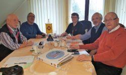 Vorbereitung zur Europakonferenz