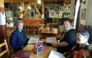 Besuch in Cadolzburg
