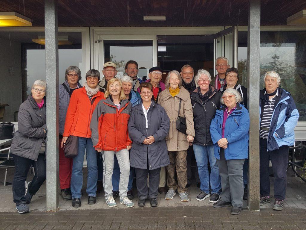 Teilnehmer von ZentralGilde und friends