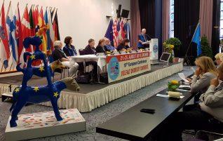 """""""Die Bremer Stadtmusikanten waren Pfadfinder*innen"""": 10. Europakonferenz der Altpfadfinder in Bremen gestartet"""