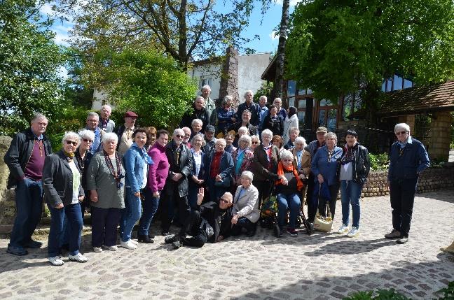 Region West in Lothringen, 36. Tour
