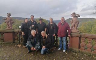 Wandertag der Pfadfindergilde Hessen am Untermain
