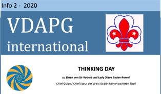 Infobrief zum Thinking Day