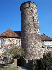 Von Corona-Krise betroffen: Jugendburg Ludwigstein