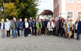 31. Regionaltreffen West in  Oberschwaben