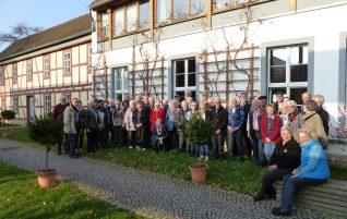32. Regionaltreffen West in Thüringen